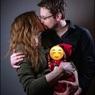Супруга Эдварда Сноудена поделилась фото с рождествеским младенцем пары