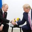 Телефонный разговор Владимира Путина и Дональда Трампа состоялся
