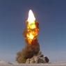 Минобороны опубликовало видео запуска модернизированной ракеты ПРО