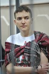 Надежда Савченко: президентом-диктатором быть не хочу, но могу