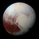 NASA показало новое видео полета над Плутоном и Хароном