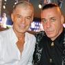 Газманов нашел общий язык с вокалистом Rammstein с помощью водки