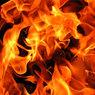 В Донецке из-за обстрела загорелся завод