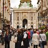 Количество русских туристов в Вене резко сократилось