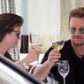 Лидер U2 Боно признался, что боится света