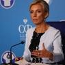 Захарова заподозрила Порошенко в амбициозных планах возглавить УПЦ