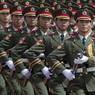 Военнослужащие КНР прибыли в Москву для участия в параде Победы
