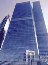 Появились первые подробности падения человека из башни Москва-Сити