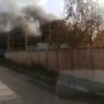 В Ростовской области пожар произошел в цехе  в Батайске