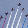 Российские военные самолеты перехвачены британскими истребителями