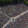 Демонстранты и полиция в Польше применили слезоточивый газ друг против друга