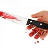 Случайный медик спас женщину, получившую 30 ударов ножом от своего мужа