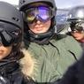 Ким Кардашьян соблазнительна и на лыжах, и без лыж, и без... (ФОТО)