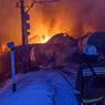 После ЧП с газовыми цистернами в Кирове была загрязнена река