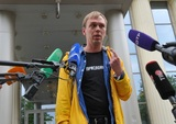 Главу отдела полиции отстранили от должности в связи с делом Голунова