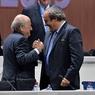 Расследование в ФИФА раскопало грязное белье Платини и Блаттера
