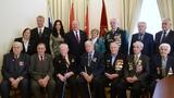 В Полпредстве Татарстана в Москве поздравили столетних ветеранов ВОВ