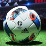 Представлен официальный мяч Евро-2016
