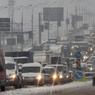 Москва снова встала в многокилометровых пробках из-за стихии