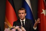 Макрон предложил создать общеевропейские вооруженные силы