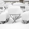Московский регион трещит от мороза в двадцать градусов