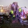 При жесткой посадке пассажирского самолета в Стамбуле пострадали 52 человека