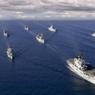 Военная группа кораблей НАТО готова зайти в порт Клайпеды