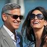 Джордж Клуни и Амаль Аламуддин поженились (ФОТО)