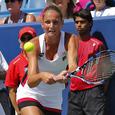 Кербер возглавила чемпионскую гонку WTA