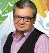 Больной раком ведущий погоды Александр Беляев возвращается на работу