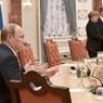 """Al Jazeera обещает Путину хорошее настроение во время вечерних переговоров """"четверки"""""""