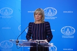 Захарова прокомментировала действия США в Ираке