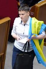 """Савченко рассказала о """"тошнотворном"""" Евровидении"""