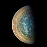 Око космического зонда проникает в атмосферу Юпитера