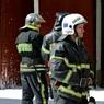 Четыре человека погибли при пожаре в здании шиномонтажа под Петербургом
