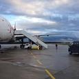 Авиалайнер едва не рухнул при посадке во Внуково