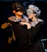 Пять мировых театральных школ в одном спектакле