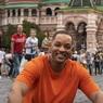 Уилл Смит показал видео о своей поездке в Россию