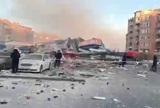 От здания супермаркета во Владикавказе ничего не осталось, но охранника достали живым