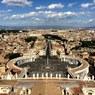 Папа римский Франциск отметил юбилей в Ватикане с бездомными
