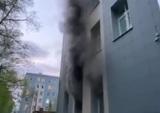 Причиной пожара в московской больнице стал аппарат ИВЛ