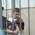 Надежда Савченко освобождена из-под стражи