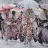 Не менее 11 человек погибло в результате снегопадов в Японии