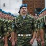 На балтийское побережье высадились 5 сотен российских десантников