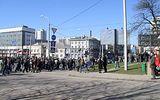 В Минске спецназ задержал журналистов, освещавших акцию оппозиции