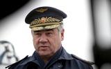 Путин освободил от должности главкома ВКС и замкомандующего Черноморским флотом