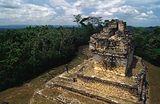Вожди майя уходили в потусторонний мир по воде