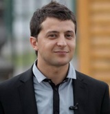 Украинский шоумен Владимир Зеленский  - о российских актерах и Филиппе Киркорове