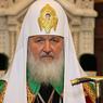 Патриарх Кирилл провел крестным ходом по Москве 10 тысяч человек