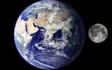Астрономы обнаружили, что Луна вращается вокруг Земли внутри ее атмосферы